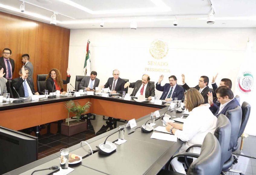 Senador Julen Rementería del Puerto, en reunión de la Comisión de EnergíaSenador Julen Rementería del Puerto, en reunión de la Comisión de Energía