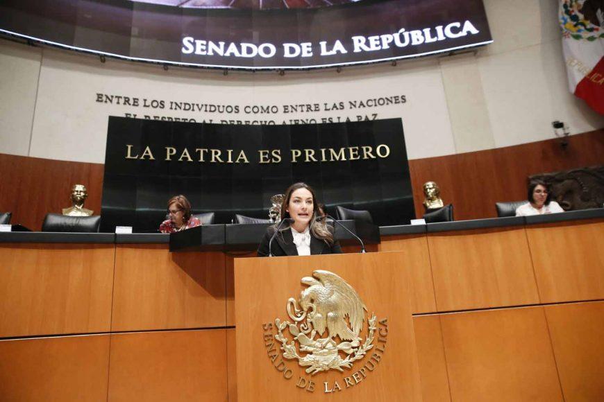 Intervención de la senadora Martha Cecilia Márquez Alvarado, al participar en la discusión de un dictamen de las comisiones unidas de Hacienda y Crédito Público, y de Estudios Legislativos Segunda, que expide la Ley Federal de Austeridad Republicana y que reforma diversas disposiciones de la Ley General de Responsabilidades Administrativas y de la Ley Federal de Presupuesto y Responsabilidad Hacendaria.