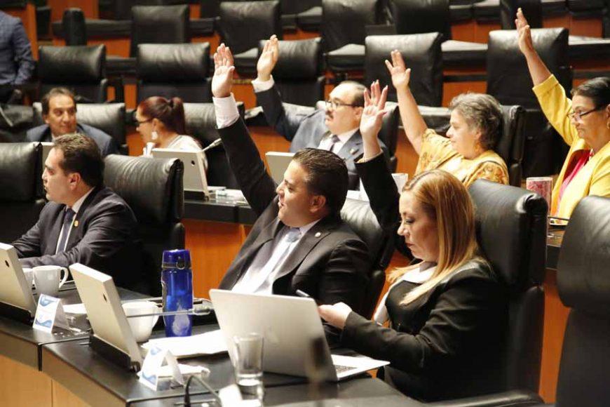 Intervención del senador Damián Zepeda Vidales, al participar en la discusión de un acuerdo de la Mesa Directiva de la Comisión Permanente, por el que se determina la asistencia de los secretarios de Gobernación y de Seguridad y Protección Ciudadana ante el Pleno de la Comisión Permanente, así como el formato que se aplicará en la sesión plenaria correspondiente.