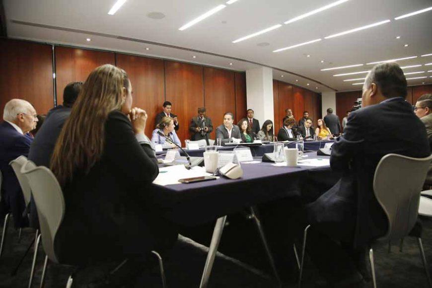 Intervención del senador Damián Zepeda Vidales, en la reunión del Grupo de trabajo para dar seguimiento a los procesos electorales locales del año 2019.
