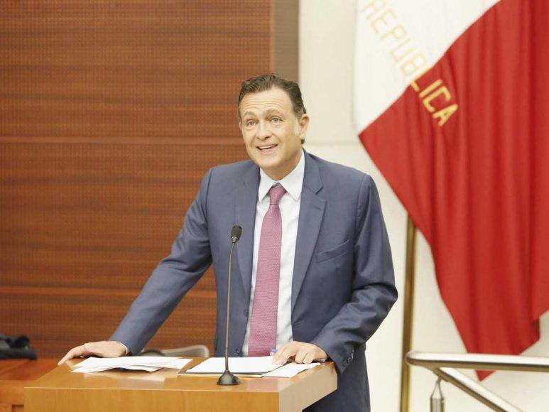"""Intervención del Coordinador de los senadores del PAN, Mauricio Kuri González, en el foro """"Y en seguridad, ¿cómo vamos México?"""""""