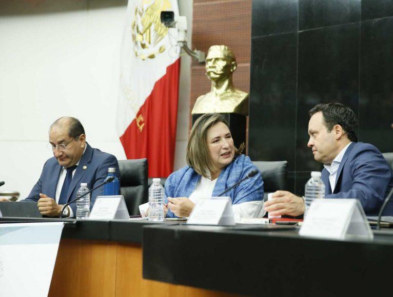 Intervención de la senadora Xóchitl Ruiz Gálvez en la primera Mesa: Igualdad laboral para hombres y mujeres dentro del foro del Parlamento abierto en materia de justicia laboral, libertad sindical, negociación colectiva, subcontratación y personas trabajadoras del hogar.