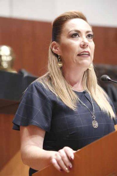 Intervención de la senadora Alejandra Reynoso Sánchez, al presentar el posicionamiento del GPPAN sobre la masacre ocurrida el pasado 3 de agosto en El Paso, Texas, Estados Unidos.