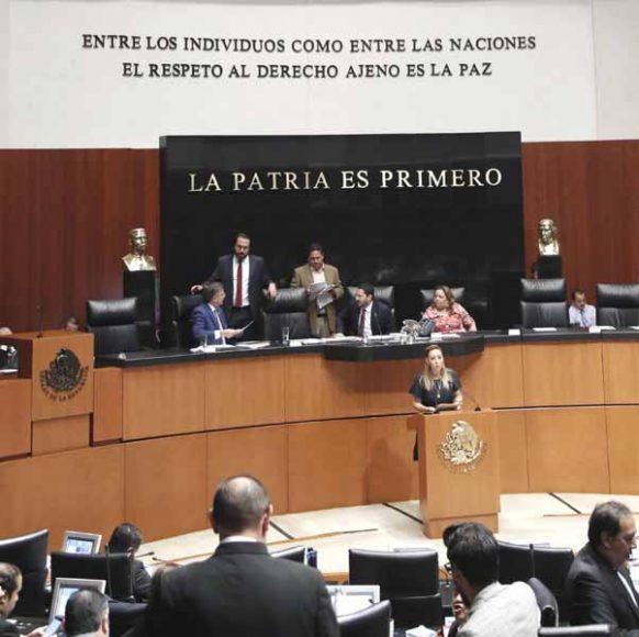 Senadora Alejandra Reynoso presenta iniciativa contra discriminación racial