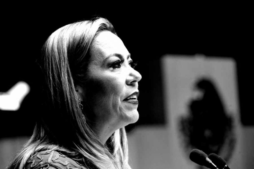Intervención en tribuna de la senadora Alejandra Reynoso Sánchez para referirse a un dictamen de la Primera Comisión de Trabajo, el que aprueba diversas proposiciones con punto de acuerdo por el que se exhorta a diversas autoridades, para que refuercen las medidas para erradicar la inseguridad y violencia.