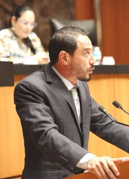 Intervención del senador Raúl Paz Alonzo, presidente de la Primera Comisión de la Comisión Permanente del Congreso, al presentar el Informe final de labores de ese órgano legislativo, correspondiente al segundo receso del primer año de la LXIV Legislatura.