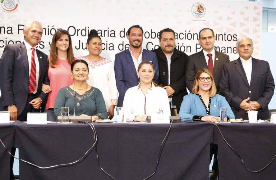 Mensaje del presidente de la Primera Comisión de la Comisión Permanente, Raúl Paz Alonzo, al clausurar los trabajos de ese órgano legislativo.