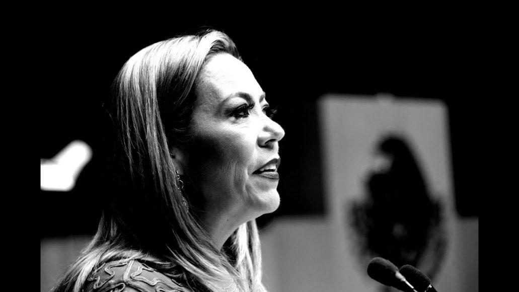 Senadora Alejandra Reynoso Sánchez para referirse a un dictamen de la Primera Comisión de Trabajo en materia de inseguridad y violencia