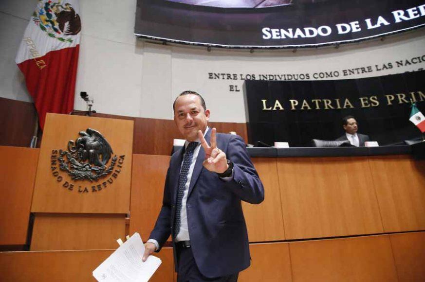 Intervención del senador Erandi Bermúdez Méndez, al participar en la discusión de un dictamen de las comisiones unidas de Derechos de la Niñez y de la Adolescencia y de Estudios Legislativos Primera, que reforma el artículo 125 y adiciona una fracción al artículo 130 de la Ley General de los Derechos de Niñas, Niños y Adolescentes.