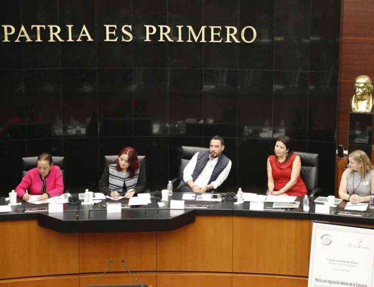 Intervención del senador Raúl Paz Alonzo durante el Foro: Hacia una regulación debida de la cannabis.