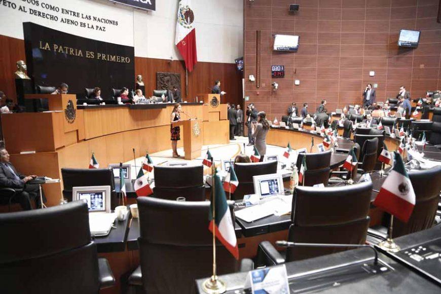 Intervención en tribuna de la senadora Josefina Vázquez Mota, para fundamentar los dos dictámenes de la Comisión de los Derechos de la Niñez y de la Adolescencia.