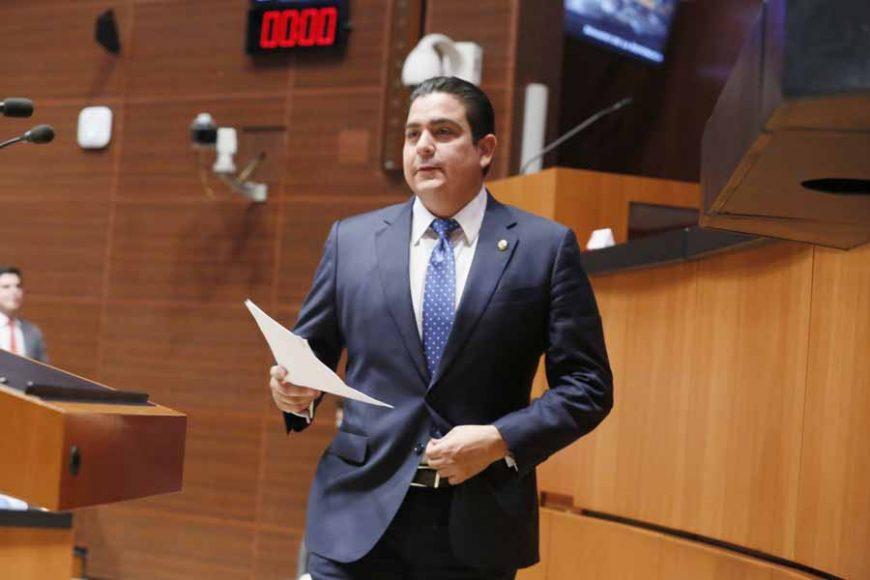 Intervención en tribuna del senador Ismael García Cabeza de Vaca, al presentar iniciativa con proyecto de decreto que reforma el artículo 2 de la Ley Federal Contra la Delincuencia Organizada.