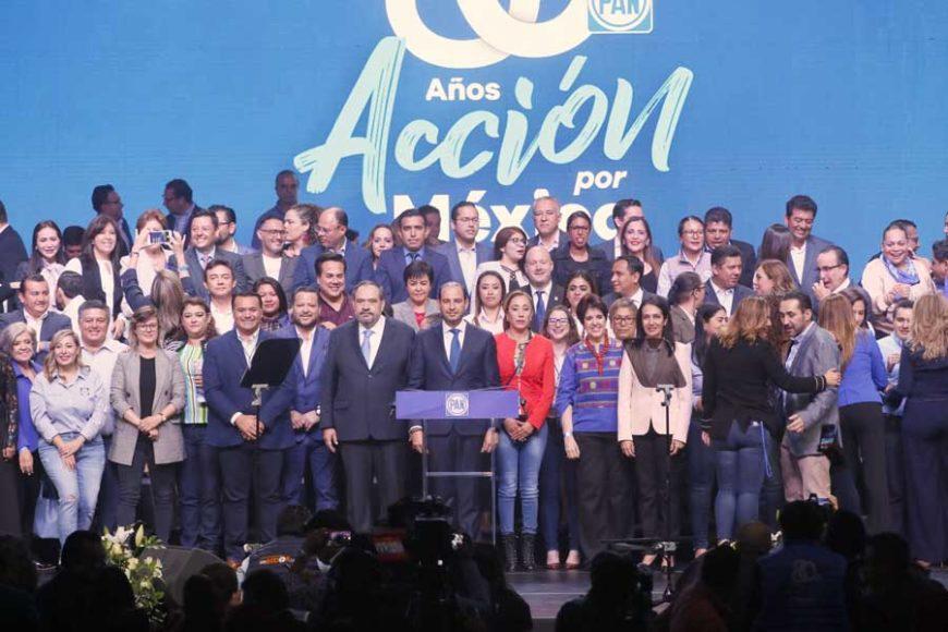 Resultado de imagen para partido accion nacional