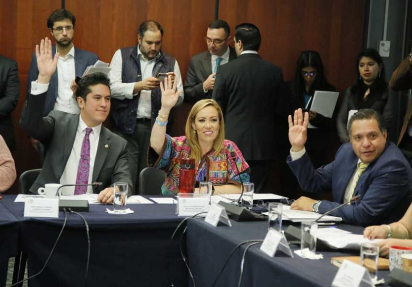 Intervención de la senadora Alejandra Reynoso Sánchez, en la reunión de trabajo de las comisiones unidas de Relaciones Exteriores América Latina y el Caribe, y de Relaciones Exteriores.
