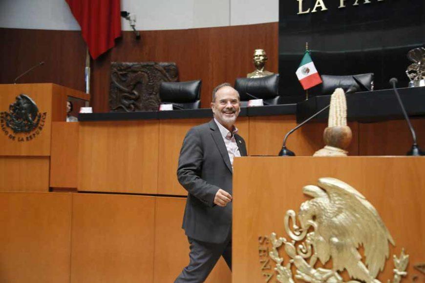 Intervención del senador Gustavo Madero Muñoz, al participar en la discusión de un dictamen de las comisiones unidas de Agricultura, Ganadería, Pesca y Desarrollo Rural y de Estudios Legislativos Segunda, por el que se declara el día 29 de septiembre de cada año como el Día Nacional del Maíz.