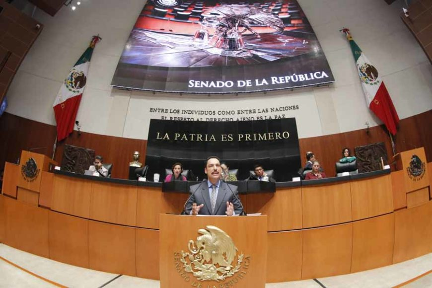 Intervención del senador Juan Antonio Martín del Campo Martín del Campo, al presentar reservas a un dictamen de las comisiones unidas de Educación y de Estudios Legislativos Segunda, por el que se expide la Ley General del Sistema para la Carrera de las Maestras y los Maestros.