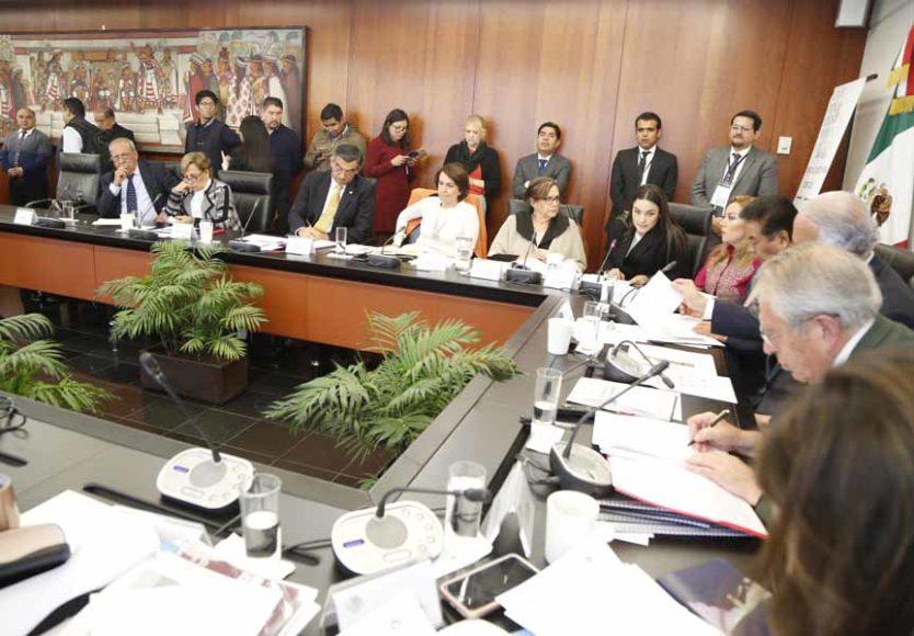 Intervención de la senadora Martha Cecilia Márquez Alvarado durante la comparecencia del doctor Jorge Alcocer Varela, titular de la Secretaría de Salud ante los integrantes de la Comisión de Salud.