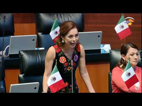 Senadora Josefina Vázquez Mota para pedir la destitución del subdelegado del ISSSTE