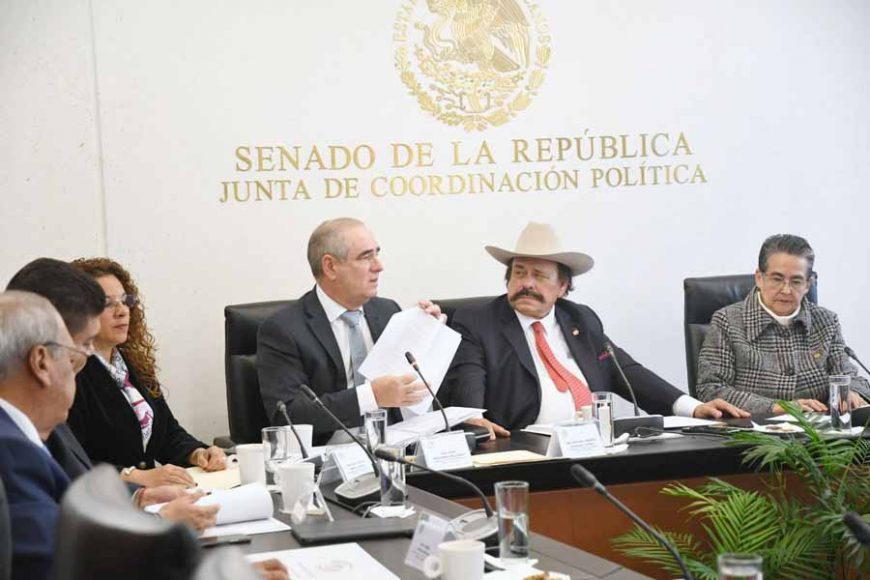 Intervención del senador Julen Rementería del Puerto, durante la reunión de trabajo de la Comisión de Energía.