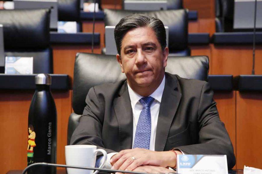 Senador Marco Antonio Gama Basarte