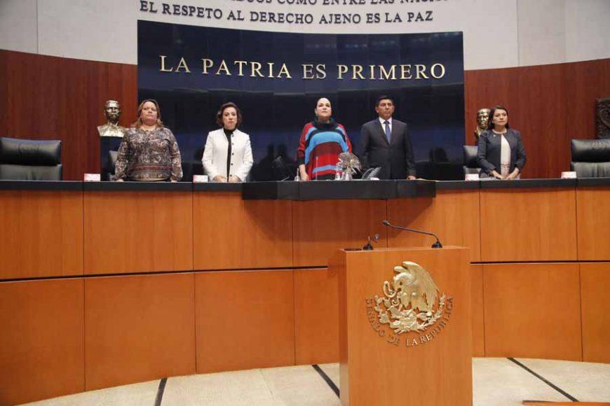 Senadora Gudalupe Murguía Gutiérrez