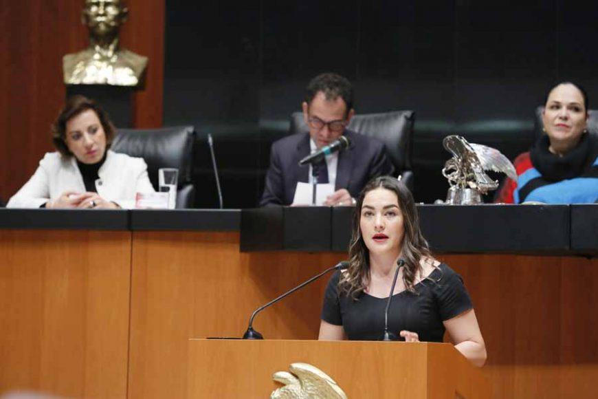 Intervención en tribuna de la senadora Martha Cecilia Márquez Alvarado durante la comparecencia de Arturo Herrera Gutiérrez, Secretario de Hacienda y Crédito Público, para referirse análisis del I Informe de Gobierno del Presidente de la República, en materia de Política Económica.