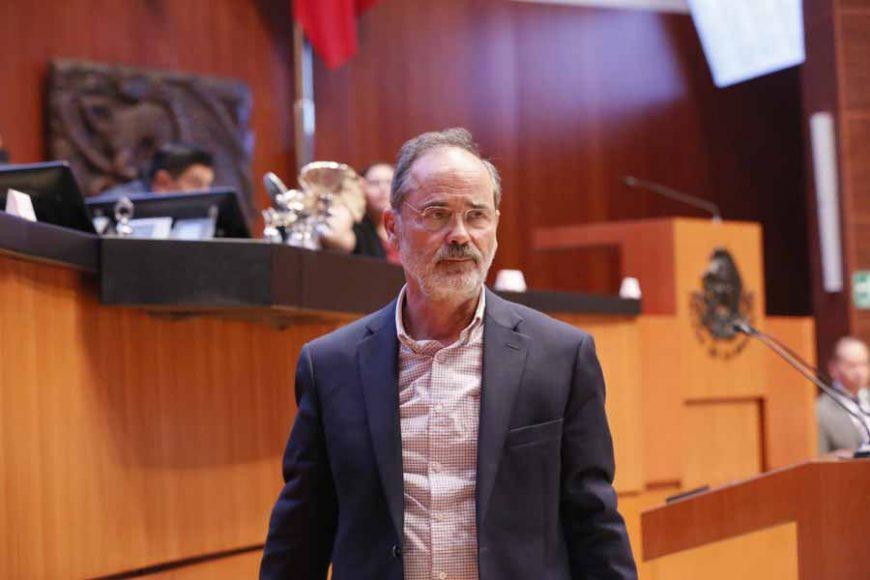 Intervención en tribuna del senador Gustavo Madero Muñoz para referirse a la renuncia del Eduardo Tomás Medina Mora Icaza al cargo de Ministro de la Suprema Corte de Justicia de la Nación, la cual ha sido aceptada por el Presidente de la República.