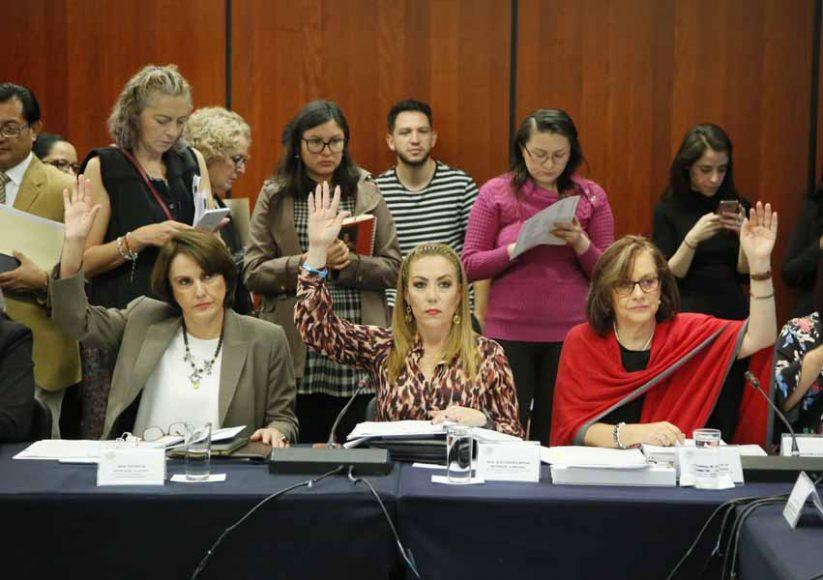 Senadora Alejandra Reynoso Sánchez para referirse a una iniciativa que reforma la Ley General de Salud en su artículo 61 en materia de tamiz neonatal