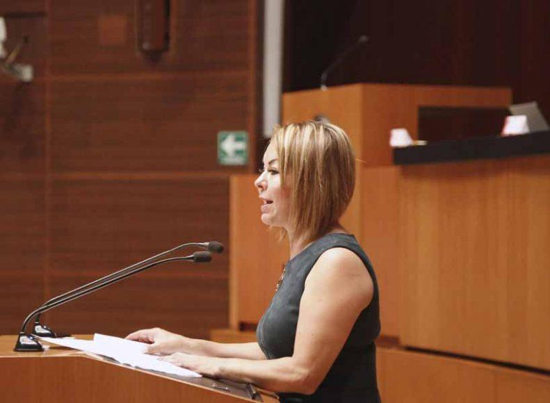Intervención de la senadora Minerva Hernández Ramos, al presentar el posicionamiento del GPPAN en relación con cuatro dictámenes de las comisiones unidas de Hacienda y Crédito Público, y de Estudios Legislativos Segunda, en materia de ingresos para el ejercicio fiscal 2020.