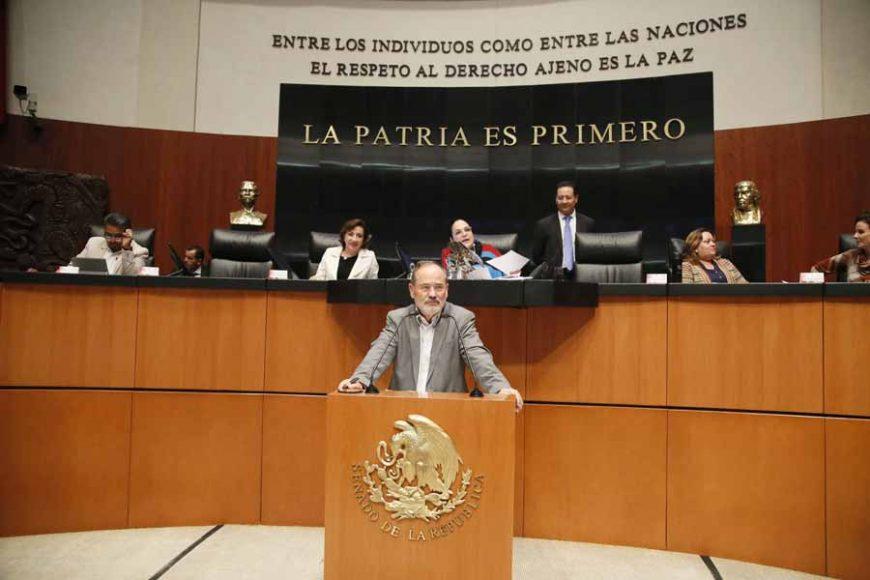 Intervención del senador Gustavo Madero Muñoz, al presentar reservas a un dictamen de las comisiones unidas de Hacienda y Crédito Público, y de Estudios Legislativos Segunda, por el que se reforman diversas disposiciones de la Ley del Impuesto sobre la Renta, de la Ley del Impuesto al Valor Agregado, de la Ley del Impuesto Especial sobre Producción y Servicios y del Código Fiscal de la Federación.