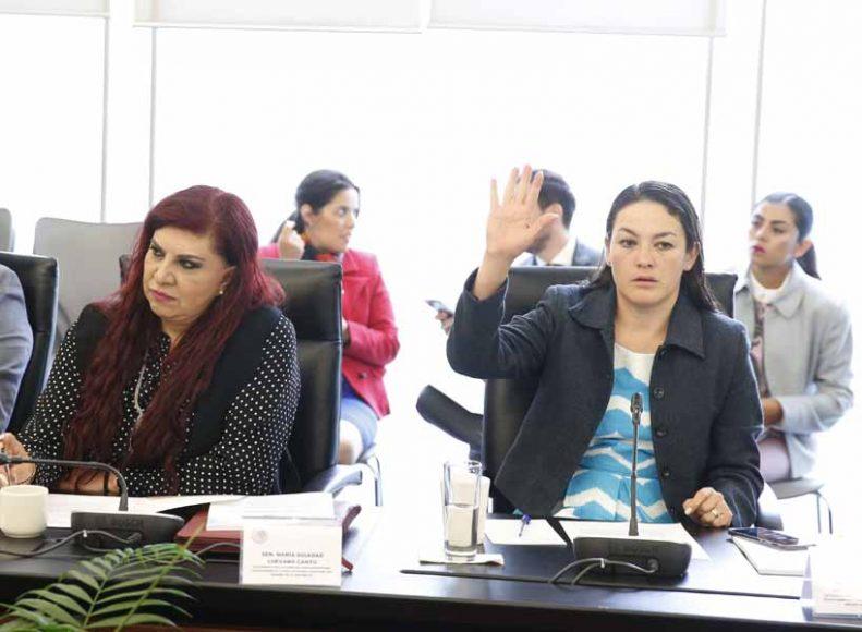 Intervención de la senadora Martha Cecilia Márquez Alvarado en la Comisión de Anticorrupción, Transparencia y Participación Ciudadana para referirse al informe de labores del primer año