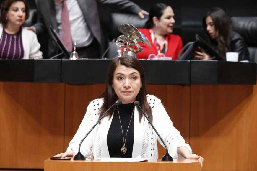Intervención de la senadora Guadalupe Saldaña Cisneros, al participar en la discusión de un dictamen de las comisiones unidas de Salud y de Estudios Legislativos Segunda, por el que se reforman diversas disposiciones de la Ley General de Salud y de la Ley de los Institutos Nacionales de Salud.