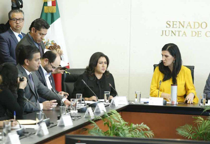 Senador Damián Zepeda Vidales para referirse al acuerdo por el cual se normarán las comparecencias de las personas propuestas a dirigir la CEAV