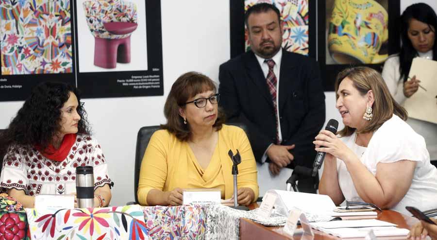 Intervención de la senadora Xóchitl Gálvez Ruiz en la reunión de trabajo de las Comisiones Unidas de Cultura; de Asuntos Indígenas; y de Estudios Legislativos, Segunda en relación con la Iniciativa con proyecto de decreto por el que se expide la Ley de Salvaguardia de los Conocimientos, Cultura e Identidad de los Pueblos y Comunidades Indígenas y Afromexicanos