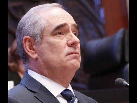 Senador Julen Rementería dictamen que valida la idoneidad a Comisionado Presidente de la Comisión Nacional de Hidrocarburos