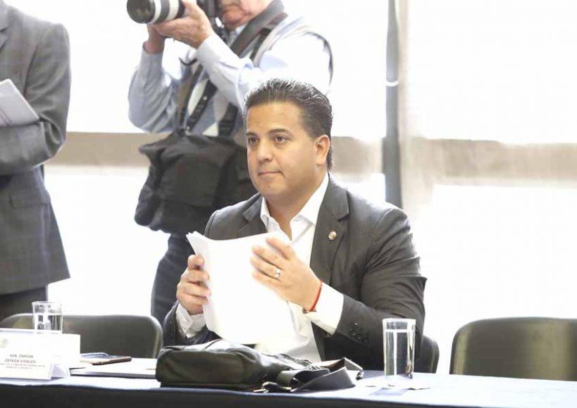 Pregunta del senador Damián Zepeda Vidales a Mara Gómez Pérez, integrante de la terna para la elección de la persona titular de la Comisión Ejecutiva de Atención a Víctimas, al comparecer ante las comisiones unidas de Gobernación, de Derechos Humanos y de Justicia