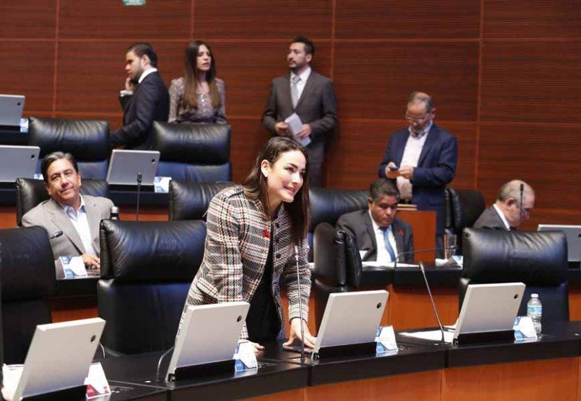 senadora Martha Cecilia Márquez Alvarado para referirse a la carencia de medicamentos contra el cáncer en hospitales