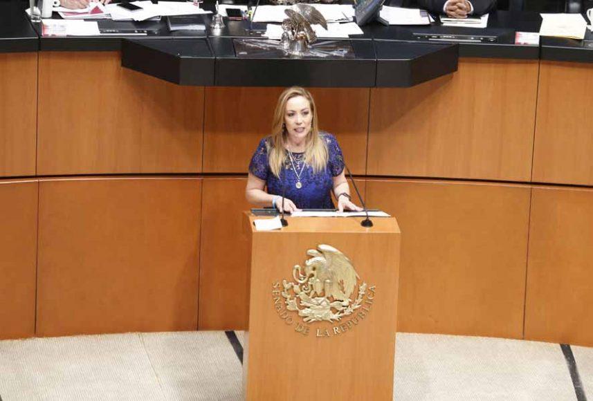 Pregunta de la senadora Alejandra Reynoso Sánchez al secretario de Relaciones Exteriores, Marcelo Ebrard Casaubón, al comparecer ante el Pleno del Senado, en el marco del análisis del I Informe de Gobierno del presidente de la República, en materia de política exterior.