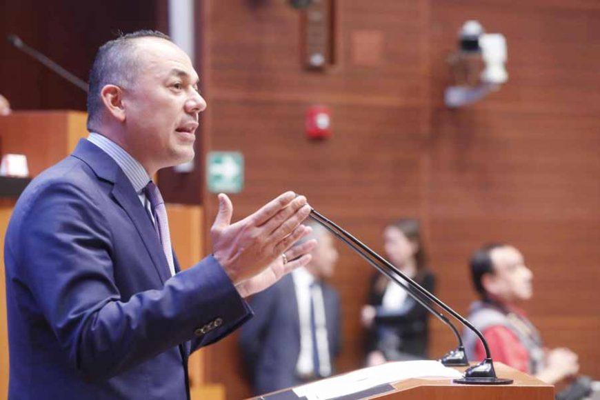 Intervención del senador Erandi Bermúdez Méndez, al presentar una iniciativa que reforma diversas disposiciones de la Ley Federal de Protección al Consumidor.