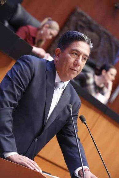 Intervención en tribuna del senador Marco Antonio Gama Basarte,para presentar iniciativa con proyecto de decreto que reforma la Ley Orgánica de la Fiscalía General de la República.
