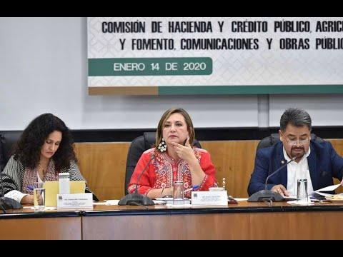 Pregunta de la senadora Xóchitl Gálvez Ruiz a Raquel Buenrostro Sánchez, nombrada por el titular del Ejecutivo federal como directora del SAT