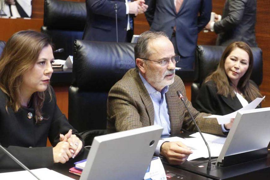 Intervención, desde su escaño, del senador Gustavo Madero Muñoz, al solicitar rectificación de turno a un punto de acuerdo sobre la situación de la presa La Boquilla, en Chihuahua