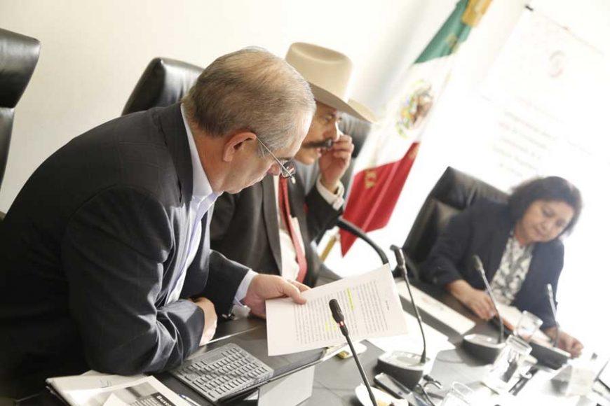 Pregunta del senador Julen Rementería del Puerto a Guadalupe Escalante Benítez, durante su comparecencia ante la Comisión de Energía para el cargo de comisionada de la Comisión Reguladora de Energía.