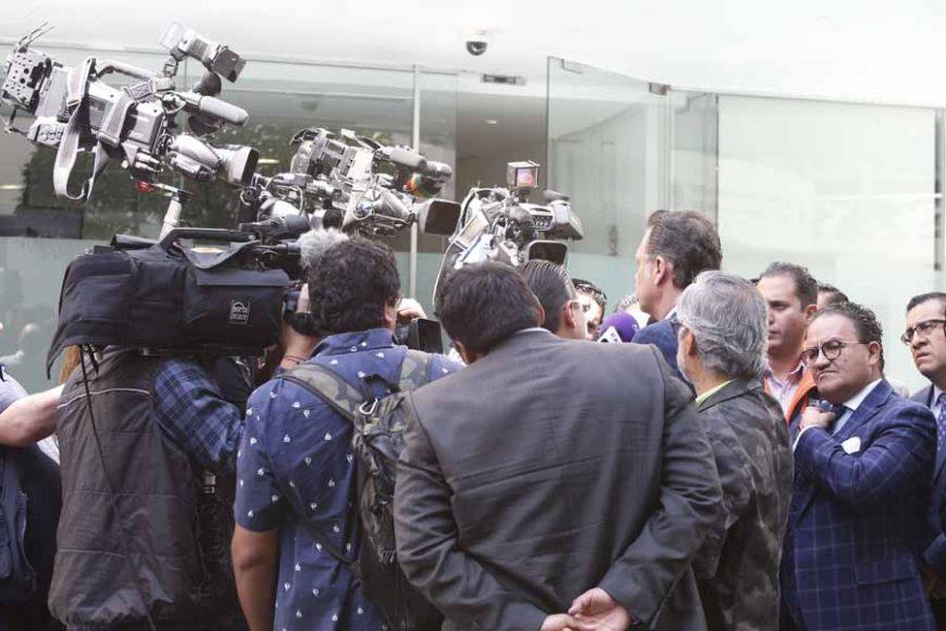 Entrevista al coordinador de las y los senadores del PAN, Mauricio Kuri González