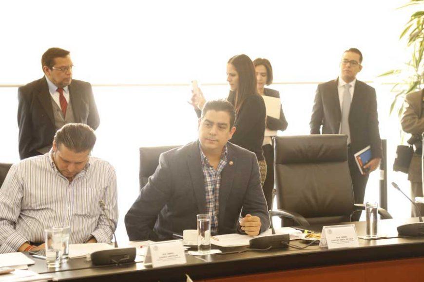 Participación del senador Ismael García Cabeza de Vaca, durante las comparecencias ante la Comisión de Energía para el cargo de comisionado de la Comisión Reguladora de Energía.