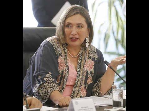 Intervenciones de la senadora Xóchitl Gálvez Ruiz en la reunión de la Comisión de Energía para referirse a la primera terna de candidatos a consejeros de la CRE