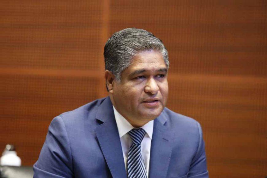 Intervención desde su escaño del senador Víctor Fuentes Solís para referirse al Día Mundial de la Vida Silvestre.