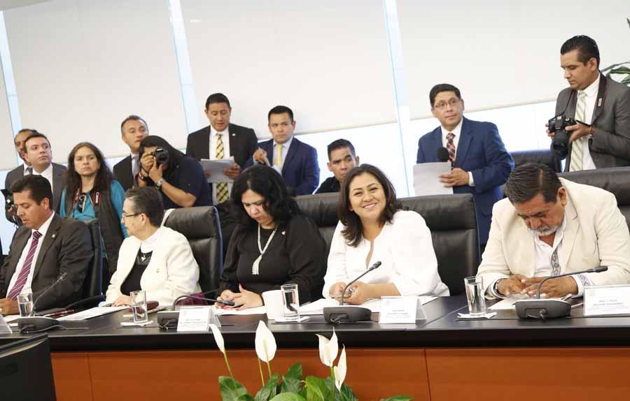 Pregunta de la senadora Nadia Navarro Acevedo a Jesús Valdés Peña, propuesto por el titular del Ejecutivo federal como embajador de México en la República de Haití.