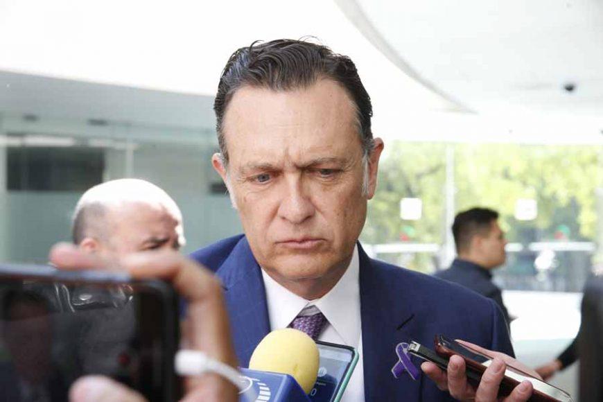 Senador Maurcio Kuri González