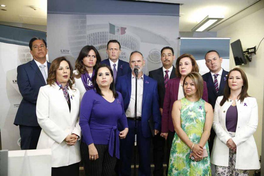 Conferencia senadoras y senadores del PAN: 10 preguntas ante la pandemia
